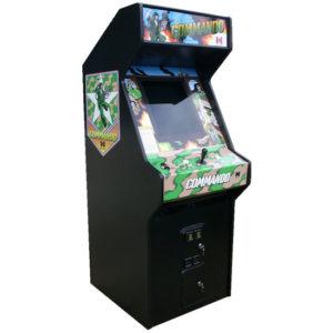 Commando Arcade Cabinet