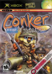 Conker Live and Reloaded Box