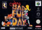 Conker's Bad Fur Day European Box