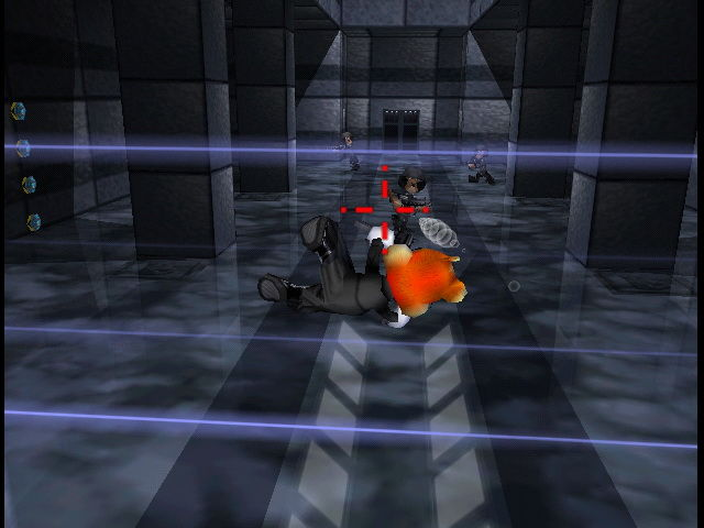 Conker's Bad Fur Day Mission Impossible