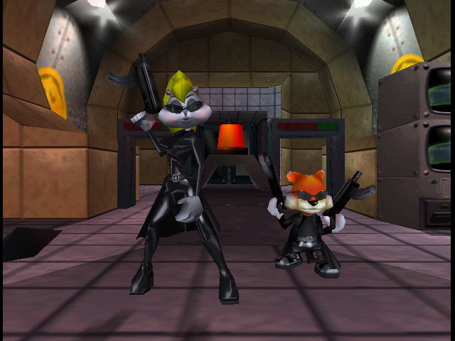 Conker's Bad Fur Day Ready for Battle
