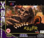 Corpse Killer Mega Drive 32X Box
