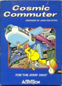 Cosmic Commuter Box
