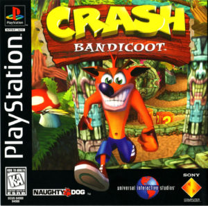 Crash Bandicoot Box
