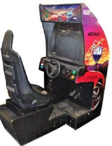 Cruis'n USA Arcade Cabinet