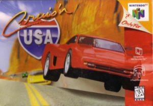 Cruis'n USA Box