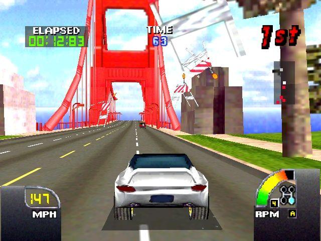 Cruis'n USA - Bridge