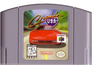 Cruis'n USA Cartridge