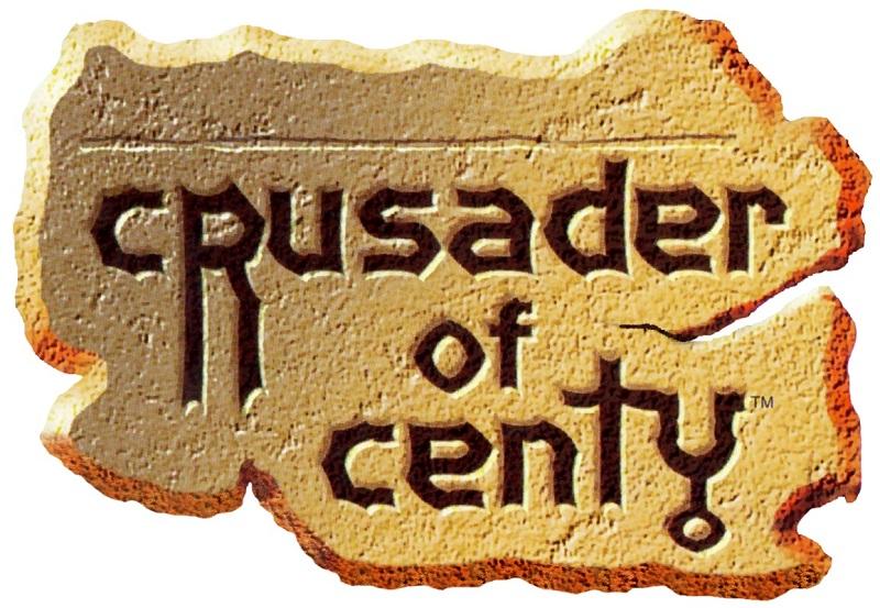 Crusader of Centy Logo