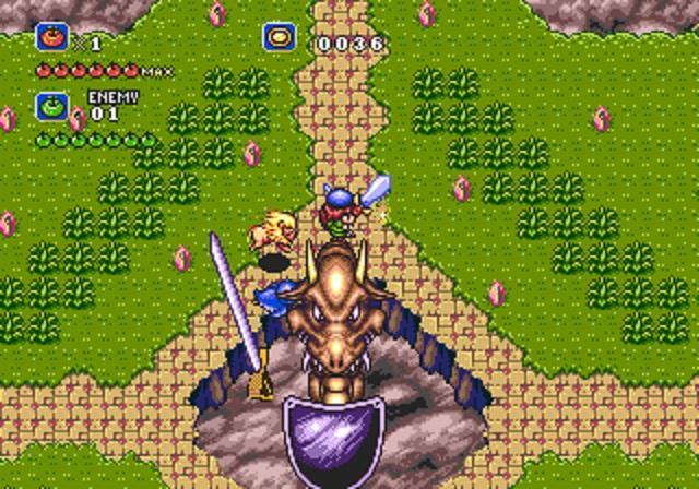 Crusader of Centy - Maldra the Dragon