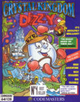 Crystal Kingdom Dizzy C64 Box