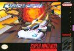 Cyber Spin Super Nintendo Box