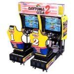 Daytona USA 2 Arcade Cabinet