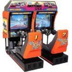 Daytona USA Arcade Cabinet