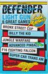 Defender Light Gun ZX Spectrum Box