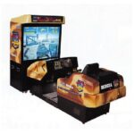 Desert Tank Arcade Cabinet