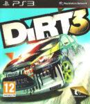 DiRT 3 PS3 Box