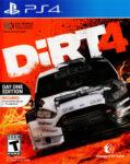 DiRT 4 PS4 Box