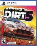 DiRT 5 PS5 Box