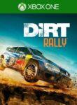 DiRT Rally Xbox One Box