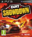 DiRT Showdown PS3 Box