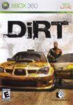 DiRT Xbox 360 Box