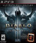 Diablo III - Reaper of Souls PS3 Box