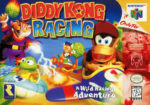 Diddy Kong Racing Box