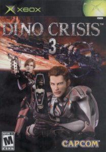 Dino Crisis 3 Box