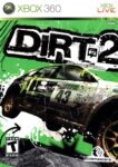 Dirt 2 Xbox 360 Box