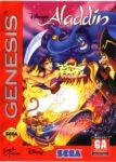 Disney's Aladdin Genesis Box