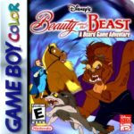 Disney's Beauty and the Beast A Board Game Adventure Box