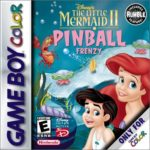 Disney's The Little Mermaid II Pinball Frenzy Box