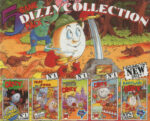 Dizzy Collection C64 Box