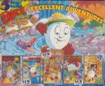 Dizzy's Excellent Adventures ZX Spectrum Box