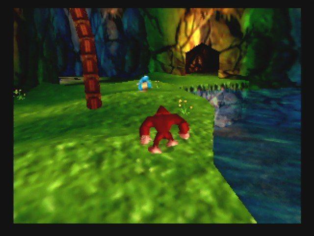 Donkey Kong 64 - Jungle