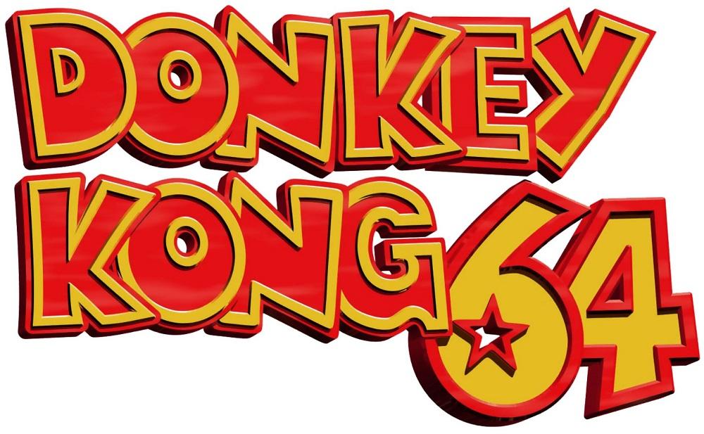Donkey Kong 64 Logo