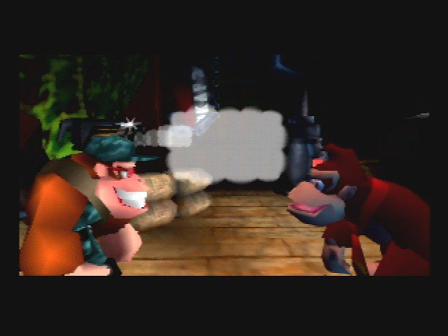 Donkey Kong 64 - Weapons
