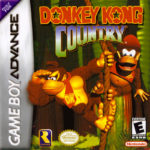 Donkey Kong Country GBA Box
