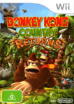 Donkey Kong Country Returns Box