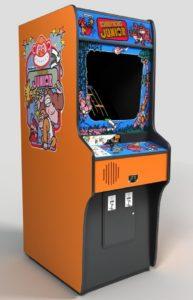 Donkey Kong Jr Arcade Cabinet