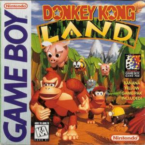 Donkey Kong Land Box