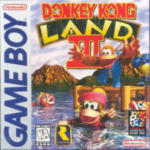Donkey Kong Land III Box