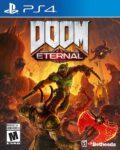Doom Eternal PS4 Box