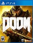 Doom PS4 Box