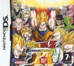 Dragon Ball Z - Supersonic Warriors 2 European Nintendo DS Box