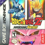 Dragon Ball Z - Supersonic Warriors Game Boy Advance Box