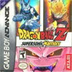 Dragon Ball Z - Supersonic Warriors Game Boy Advance Box