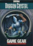 Dragon Crystal Game Gear Box