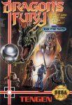 Dragon's Fury Genesis Box